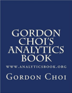 Gordon Choi's Analytics Book Cover