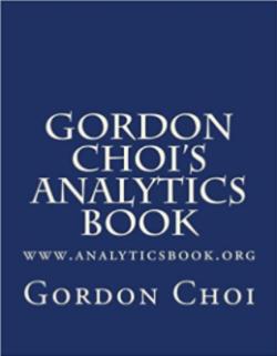 Gordon Choi's Analytics Book Cover